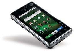Motorola Introduces MOTOROI, Korea's First Android 2.0 Smart Phone