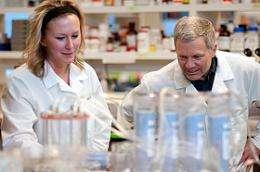 MSU team developing new way to fight influenza