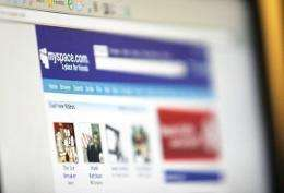 MySpace sees its prime demographic as Internet users between the ages of 14 and 36