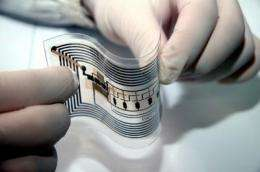 Nano-based RFID tags could replace bar codes