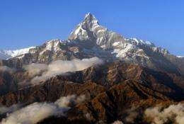 NASA launches Himalayan monitoring system in Nepal