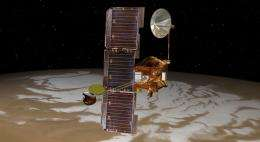 NASA Orbiter Listening for Phoenix Lander Hears Nothing
