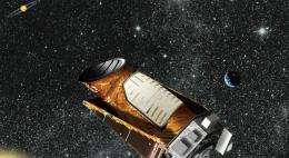 NASA Releases Kepler Data on Potential Extrasolar Planets