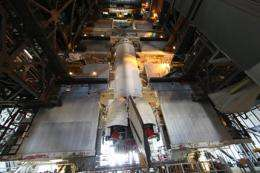 NASA to ship fuel tank for the last planned shuttle flight