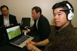 "Neurosky's Manager of Tactical Deployment Johnny Liu presents ""Neuroboy"""