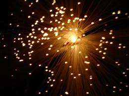 New kind of optical fiber developed