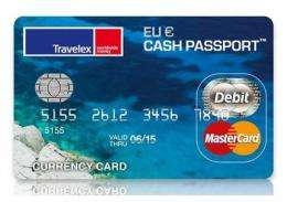 New microchip card for US purchases in Europe (AP)