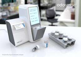 New odour-'reading' device sniffs out superbug