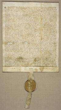 NIST to frame the Magna Carta