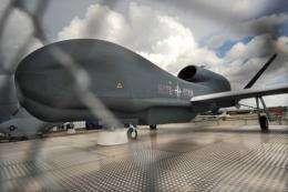 Northrop Grumman's Global Hawk is a high-altitude Unmanned Aerial Vehicle