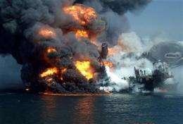 Oil self-regulates around globe (AP)