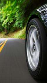 On the road to 'sweet' tires made with a more sustainable process