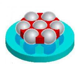 Optical Legos: Building nanoshell structures