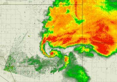 OU researchers capture impressive tornadic data and images