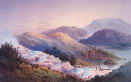 """Part of New Zealand's submerged """"Pink Terraces"""" found"""