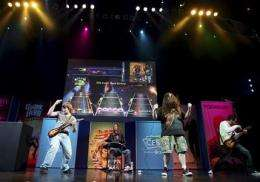 Party over for 'Guitar Hero,' but not music games (AP)