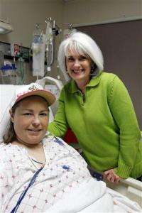 Pilot transplant project aims to spur kidney swaps (AP)