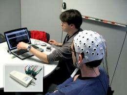 Portable, easy-to-ware mindspeller
