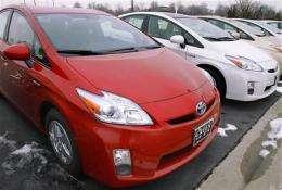 Prius problems put spotlight on car electronics (AP)
