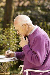 Probing the secrets of sharp memory in old age
