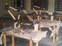 Production starts on sustainable bamboo bikes in ghana