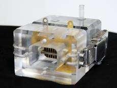 Prototype of the organometallic fuel cell
