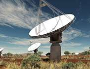 First signal received by future telescope