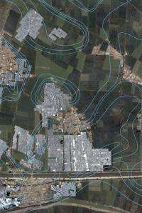 Radar reveals extent of buried ancient Egypt city (AP)