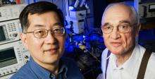 Redefining electrical current law with the transistor laser