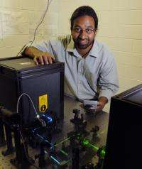 Researcher develop new way to study single biological molecules