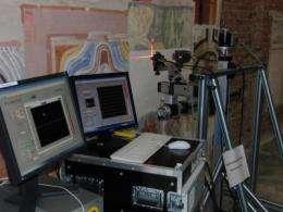 Reveal-all scanner for works of art