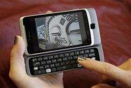 Review: Despite its bulk, G2 phone gets it right (AP)