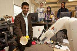Robots could improve everyday life, do chores