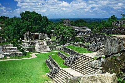 Ruins of Palenque