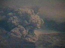 Russia's Kamchatka volcanoes spew giant ash clouds (AP)