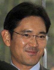 Samsung promotes chairman's son to president (AP)