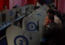Signs Syria may be lifting Facebook, YouTube ban (AP)