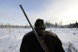 Some 6,700 hunters took part in this year's hunt