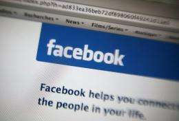 Some Facebook users were shut out as the website was beset by technical troubles for the second day in a row