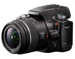 Sony Alpha A55