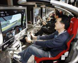 """Sony has delayed the release of its popular computer game """"Gran Turismo 5"""""""