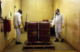 South Africa is one of the world's top three producers of molybdenum-99, used in nuclear medical procedures