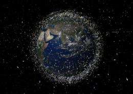 """Russia wants to build """"Sweeper"""" to clean up space debris"""