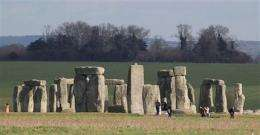Stonehenge gets millions for major makeover (AP)