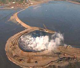 Strongest evidence to date shows link between exploration well and Lusi mud volcano