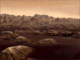 Studying Titan's Lakes on Earth