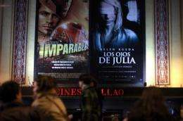 Subsidies have no effect on Spanish cinema productivity