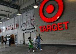 Target will sell the iPad at 1,743 of its stores
