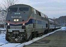 Test Run Under Way for Amtrak's 'Beef Train'