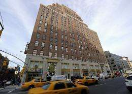 The building at 111 8th Avenue that Google is buying